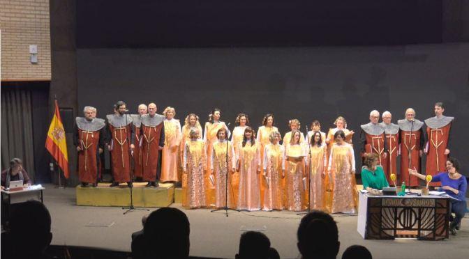 8 de abril: Quinto Aniversario de Cinco Palabras en el teatro Reina Victoria