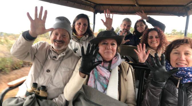 ESCRIBE TU RELATO DE MAYO (IV): la tripulación de @Iberia que ha volado a Sudáfrica
