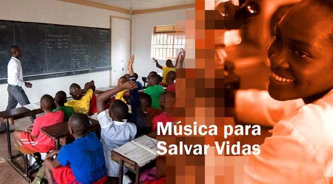 LA CAUSA DEL MES DE SEPTIEMBRE: MÚSICA PARA SALVAR VIDAS