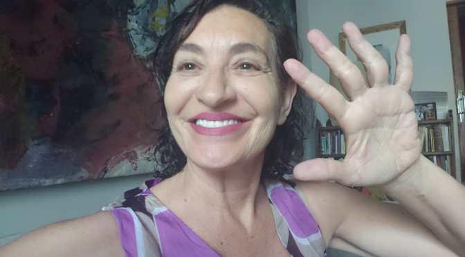 ESCRIBE TU RELATO DEL MES DE JUNIO (II): ARANTXA DE JUAN, ACTRIZ @avalantxa