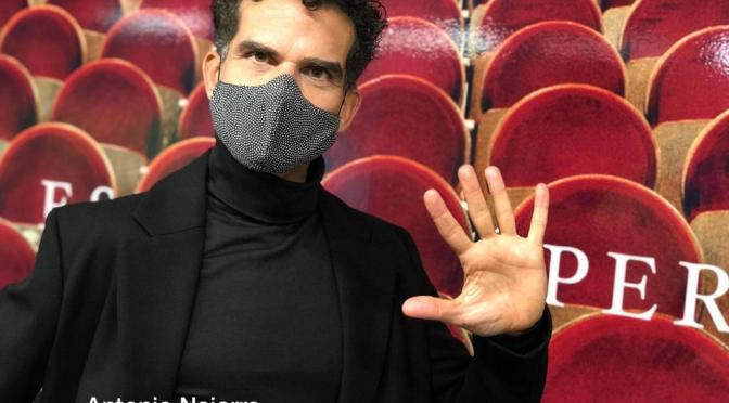 ESCRIBE TU RELATO DEL MES DE NOVIEMBRE (II): ANTONIO NAJARRO, BAILARÍN Y COREÓGRAFO @infonajarro