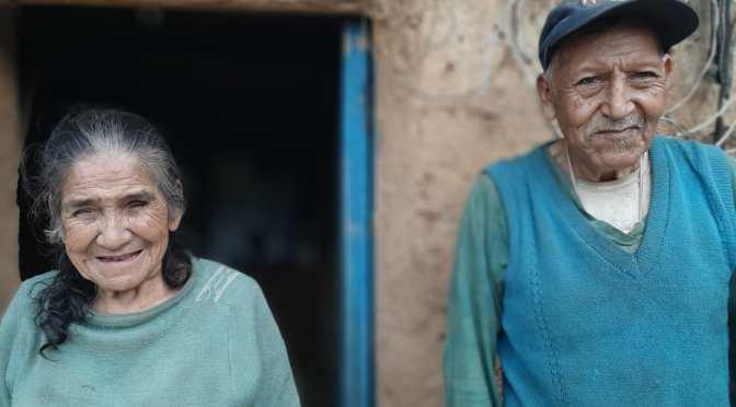 "CAUSA DEL MES DE FEBRERO: KURAQ TAYTA WASI"". (Casa del adulto mayor), #CHACO, #PERÚ"