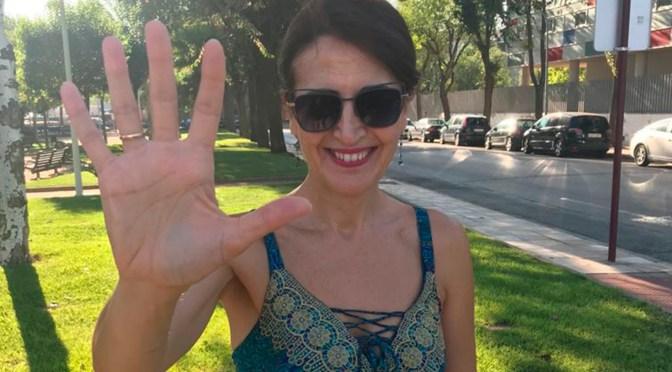 ESCRIBE TU RELATO DEL MES DE  SEPTIEMBRE (II):  Ana Belén Casas, ACTRIZ