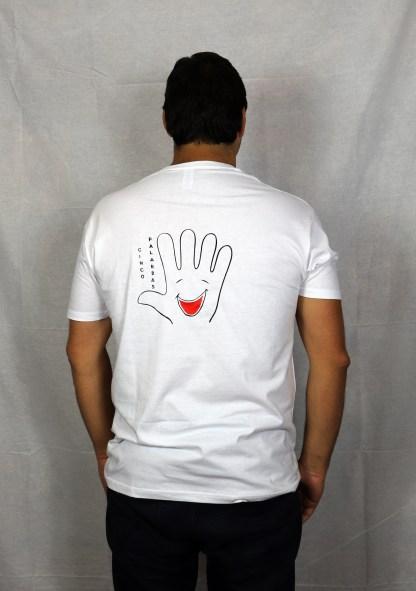 Camiseta Hombre Espalda