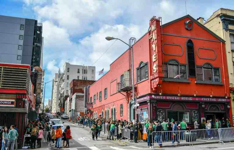 Cinco De Mayo Pub Crawl Bars