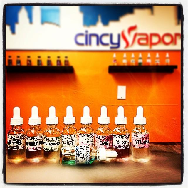 Hook up vapors