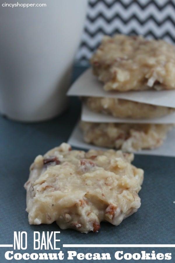 No-Bake-Coconut-Pecan-Cookies