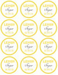 lemon-sugar-scrub-labels