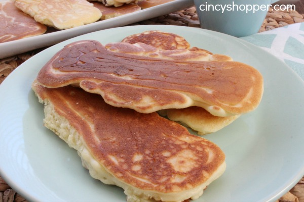 Pancake Bacon Dippers 3