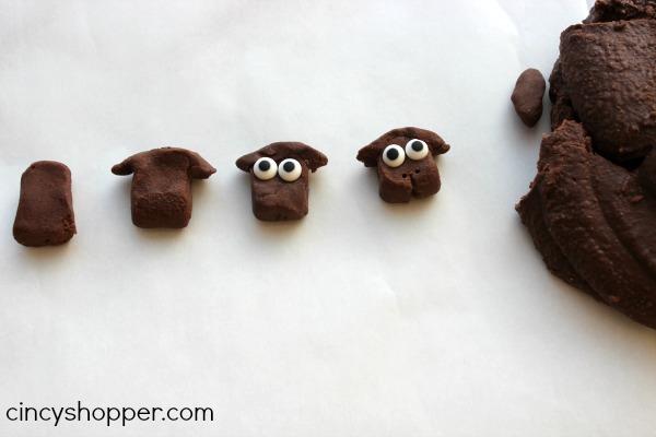 Sheep Cupcakes 2