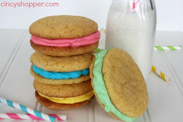 Spring Cake Cookies Recipe 4