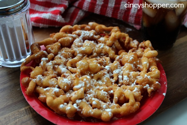Funnel Cake Recipe 2