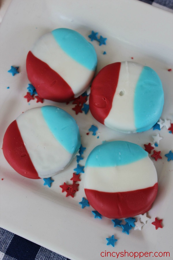 Jluy 4th Cookies