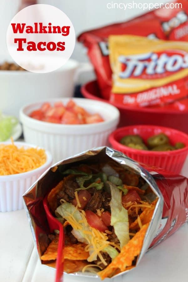 Walking Tacos Recipe