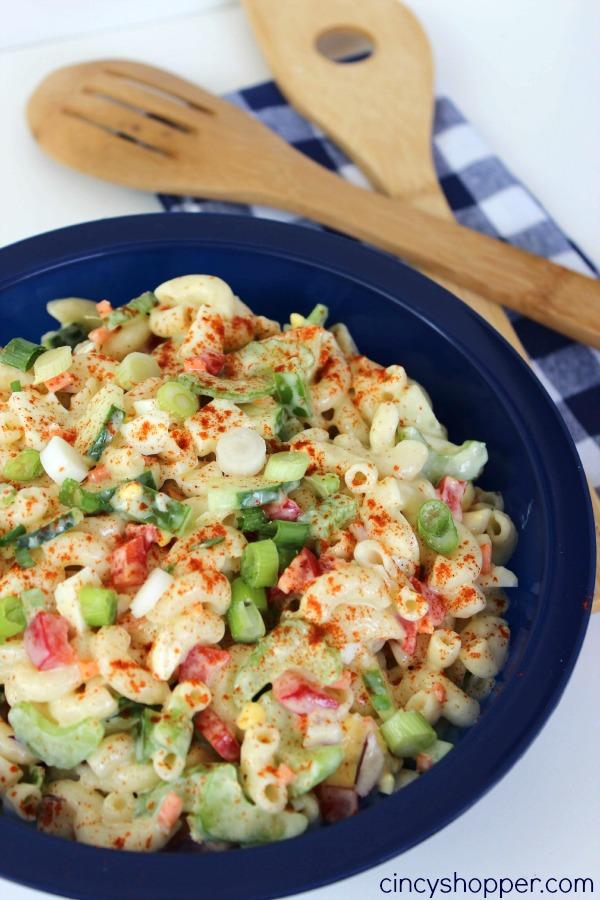Macaroni Salad Recipe 1