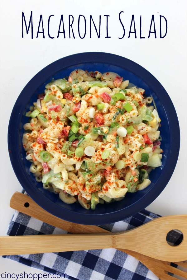 Macaroni Salad Recipe 2