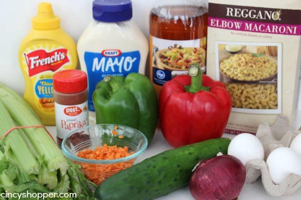 Macaroni Salad Recipe 3