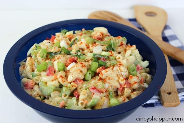 Macaroni Salad Recipe 5