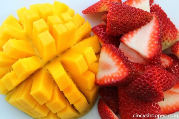 Strawberry Mango Smoothie Recipe 3