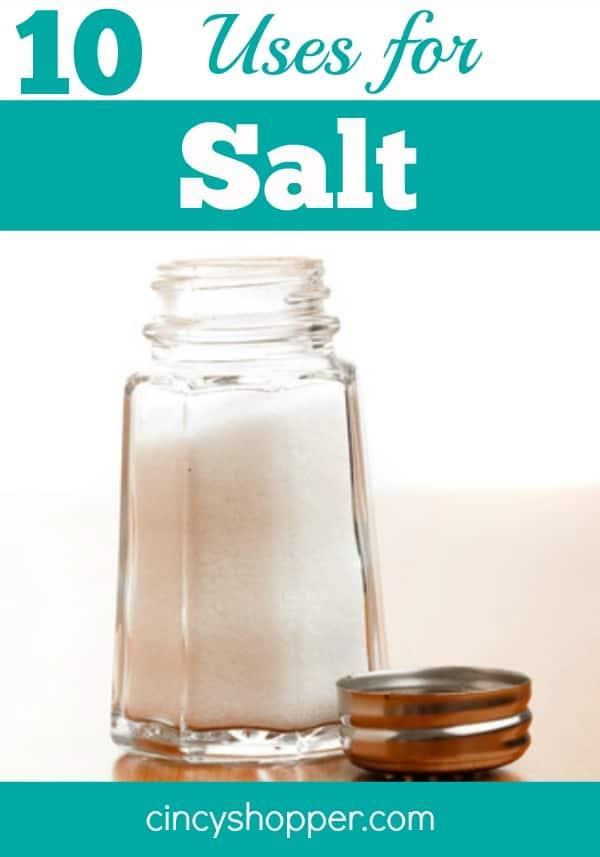 10 Uses for Salt