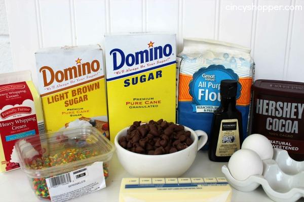Copycat Cosmic Brownies Recipe 2