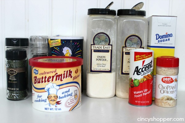 Copycat Hidden Valley Ranch Mix Recipe 2