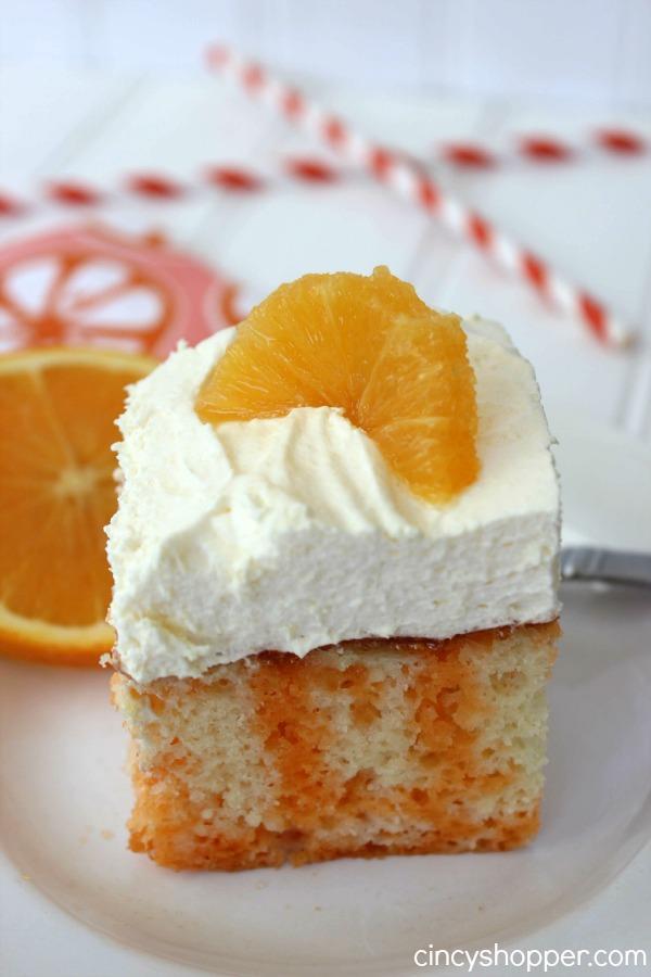 Creamsicle Cake Recipe 1