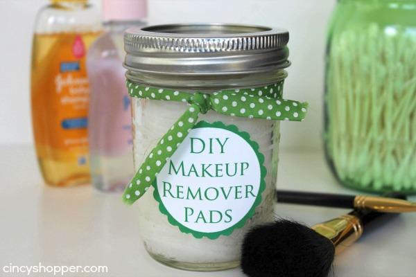 DIY Makeup Remover Pads 4