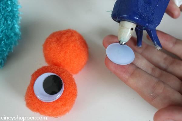 DIY Monster Sock Puppet 6