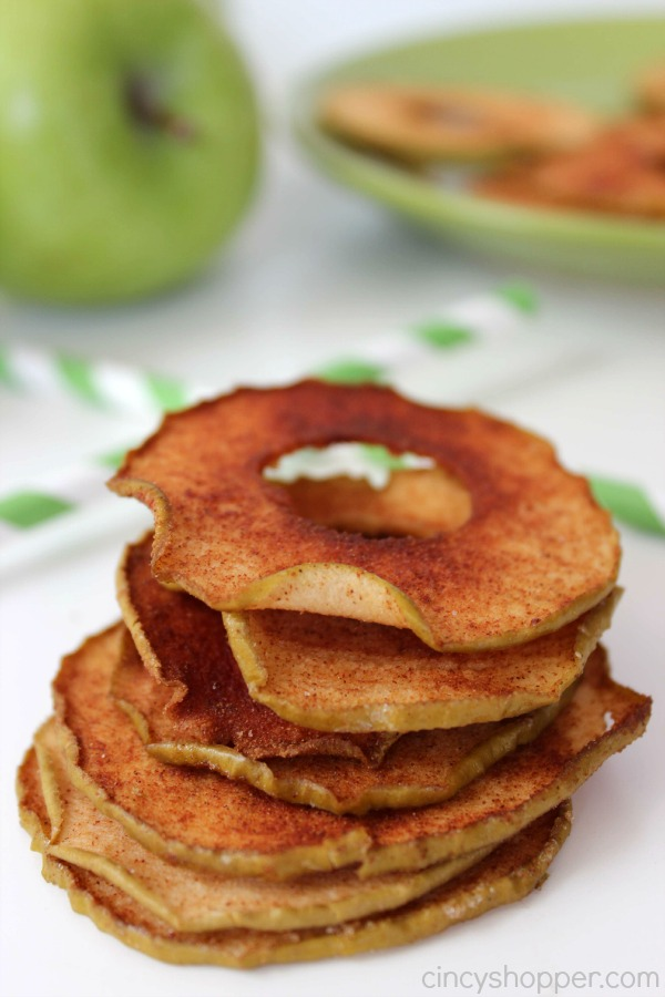 Apple Chips Recipe 1