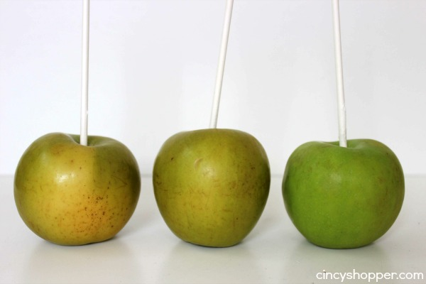 Caramel Apples Recipe 3