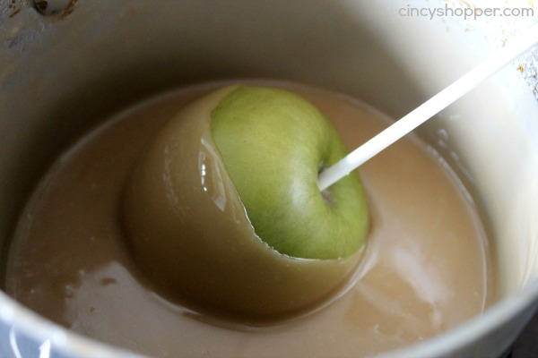 Caramel Apples Recipe 4