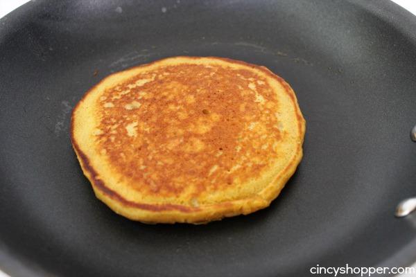 Copycat IHOP Pumpkin Pancakes Recipe 6