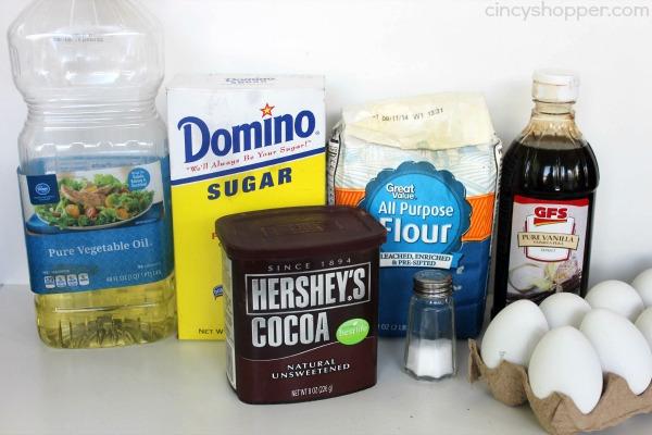 PEEPS Ghost Brownies Recipe 2