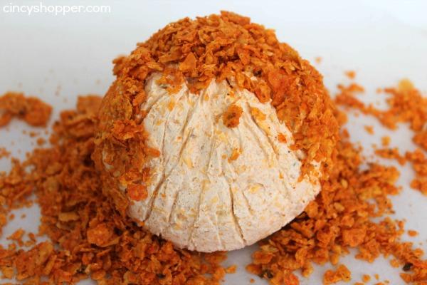 Pumpkin Cheese Ball Recipe 5