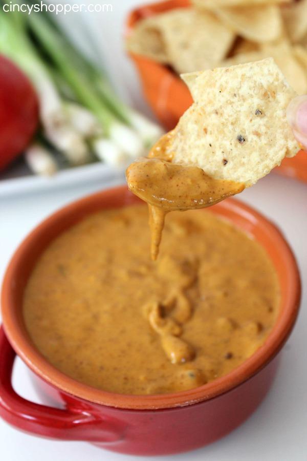 Copycat Chilis Queso Dip Recipe