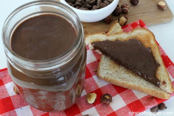 Copycat Nutella Recipe 5