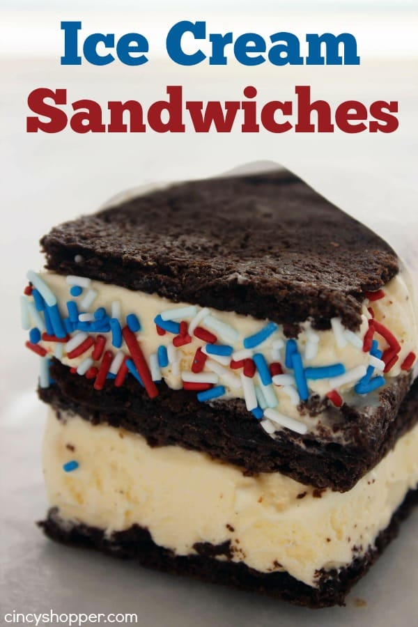 Ice Cream Sandwiches 1