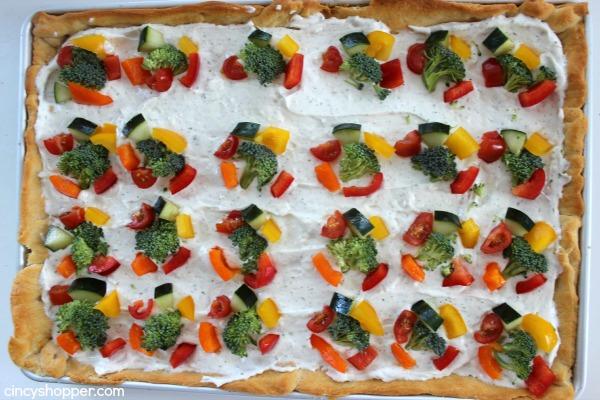 Veggie Pizza Bites 12