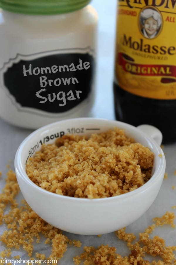 Homemade Brown Sugar 1