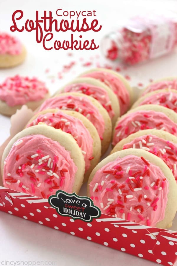 Copycat Lofthouse Cookies 1