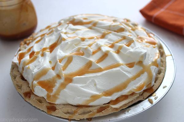 Easy Caramel Pie 17