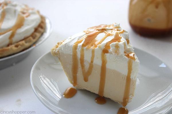 Easy Caramel Pie 18