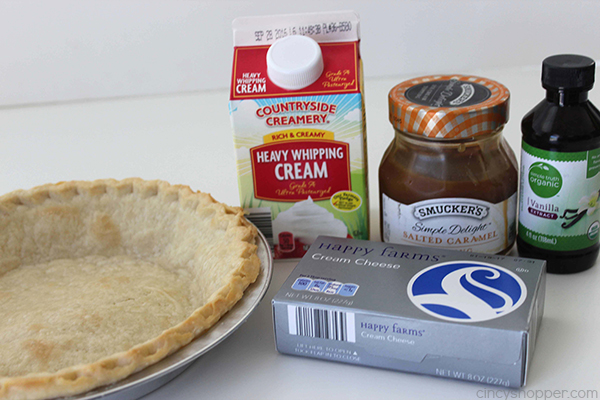 Easy Caramel Pie 9