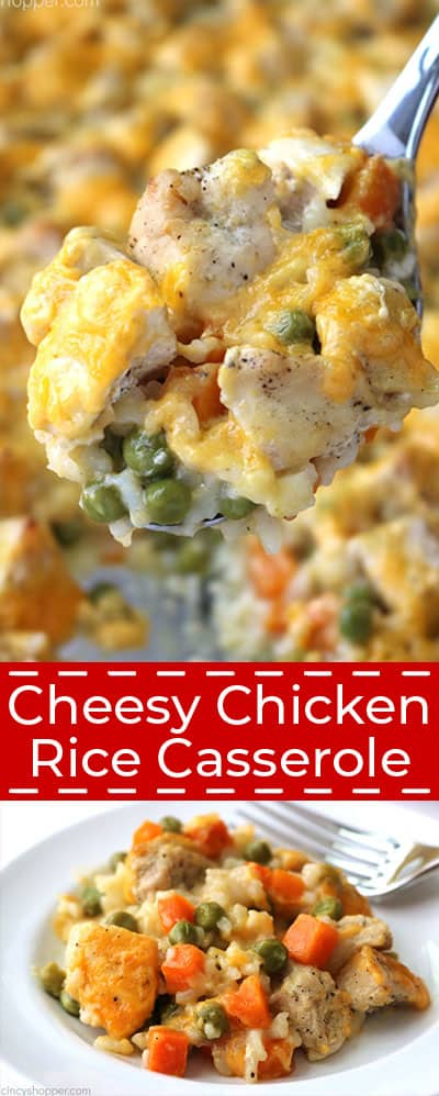 Do you have a favorite weeknight casserole that you make frequently?
