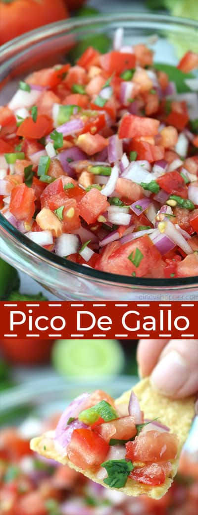 Long image of Pico de Gallo