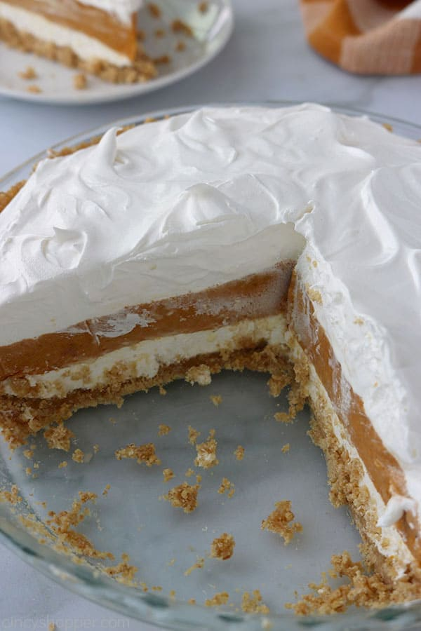 Layered Pumpkin Pie