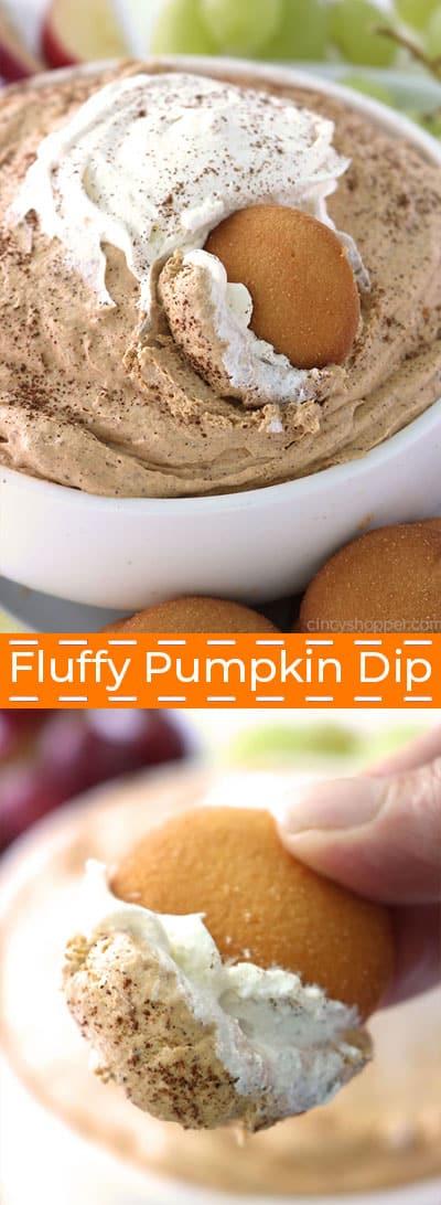 Easy Pumpkin Dip