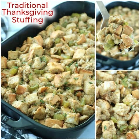 Thanksgiving Stuffing recipe.