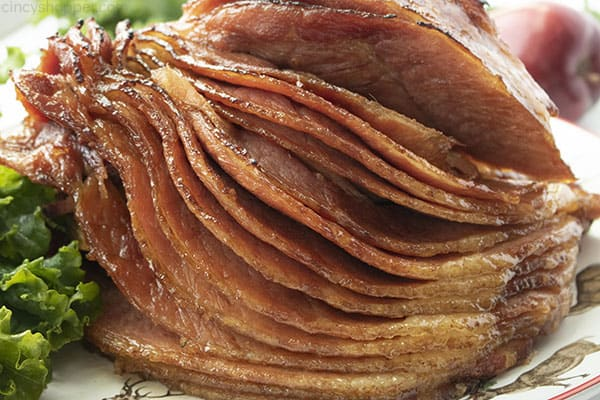 The Best Honey Baked Ham recipe that is so simple to make.